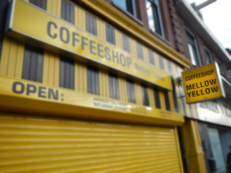 Mellow Yellow Amsterdam
