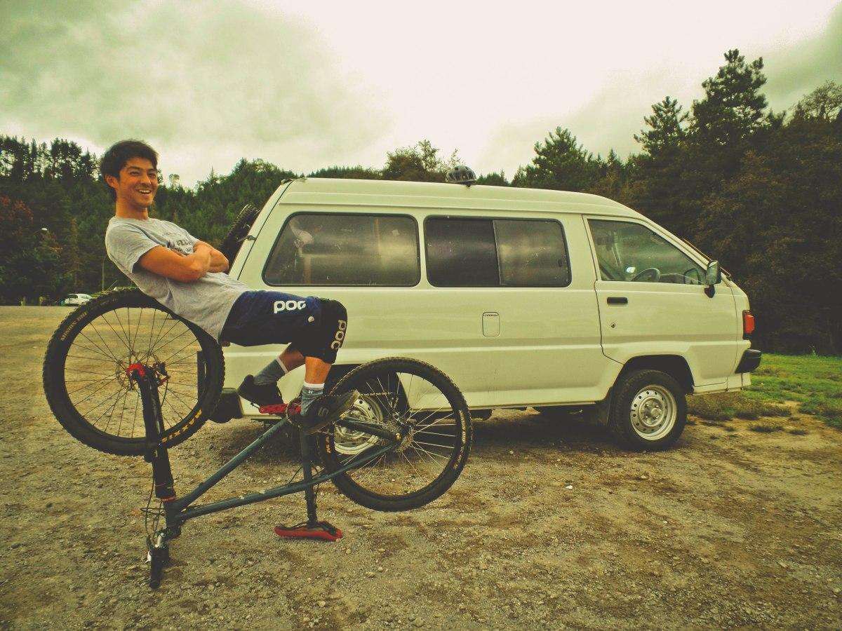 Vanlife Pt.2: Q&A with Kenjiro (Ken)