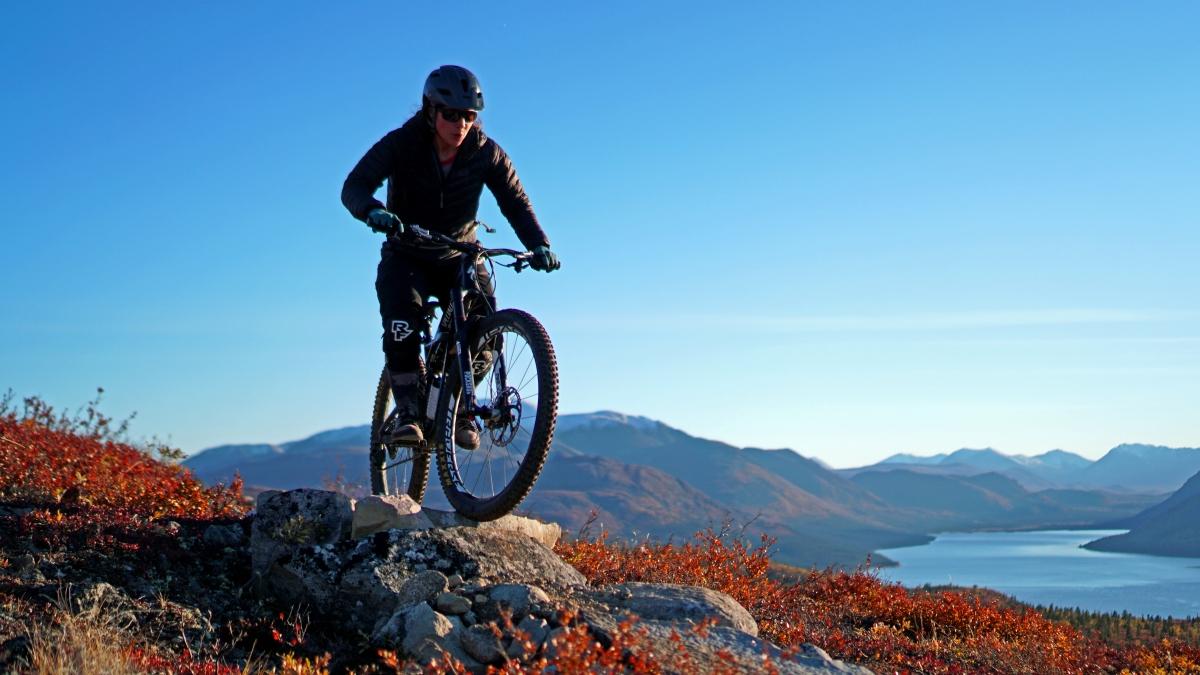 Yukon Biking